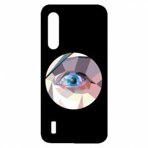 Etui na Xiaomi Mi9 Lite Blue eye