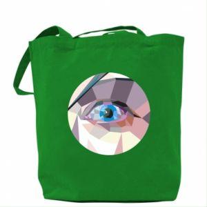 Bag Blue eye - PrintSalon