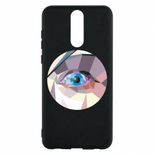 Etui na Huawei Mate 10 Lite Blue eye