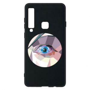 Phone case for Samsung A9 2018 Blue eye - PrintSalon