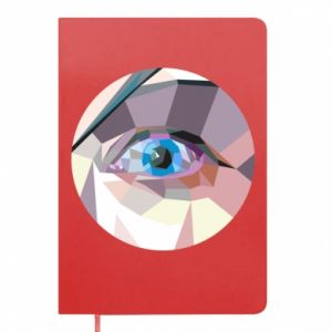 Notepad Blue eye - PrintSalon