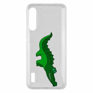 Etui na Xiaomi Mi A3 Blue-eyed crocodile
