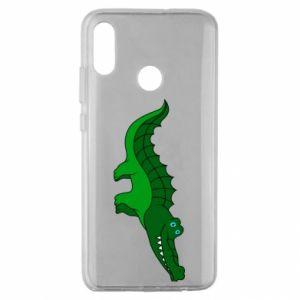 Etui na Huawei Honor 10 Lite Blue-eyed crocodile