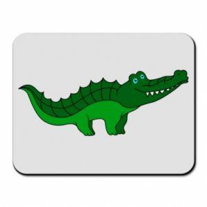 Podkładka pod mysz Blue-eyed crocodile