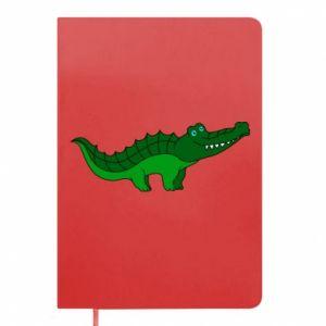 Notes Blue-eyed crocodile