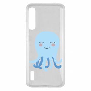 Etui na Xiaomi Mi A3 Blue Jellyfish