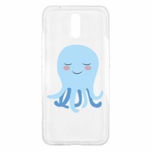Etui na Nokia 2.3 Blue Jellyfish