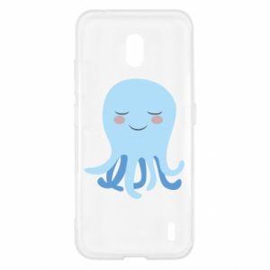 Etui na Nokia 2.2 Blue Jellyfish