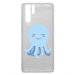 Etui na Huawei P30 Pro Blue Jellyfish