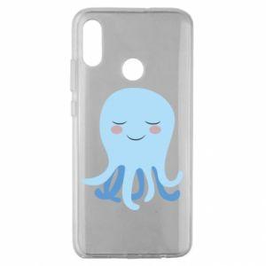 Etui na Huawei Honor 10 Lite Blue Jellyfish