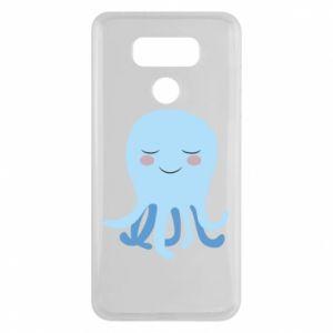 Etui na LG G6 Blue Jellyfish