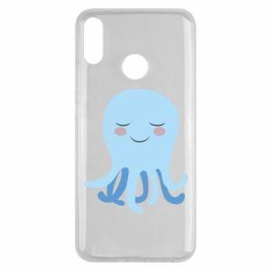 Etui na Huawei Y9 2019 Blue Jellyfish