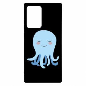 Etui na Samsung Note 20 Ultra Blue Jellyfish