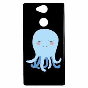 Etui na Sony Xperia XA2 Blue Jellyfish