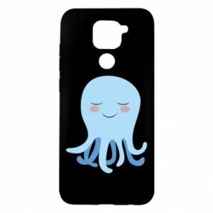 Etui na Xiaomi Redmi Note 9/Redmi 10X Blue Jellyfish