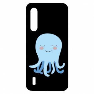 Etui na Xiaomi Mi9 Lite Blue Jellyfish