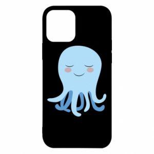 Etui na iPhone 12/12 Pro Blue Jellyfish