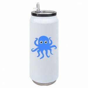 Puszka termiczna Blue octopus