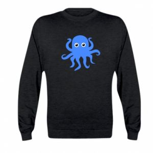Bluza dziecięca Blue octopus