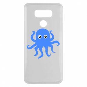 Etui na LG G6 Blue octopus