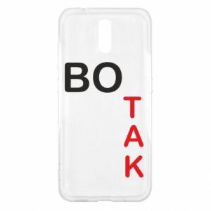 Etui na Nokia 2.3 Bo tak