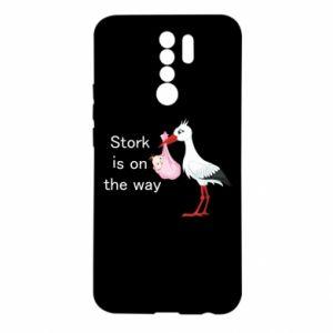 Etui na Xiaomi Redmi 9 Bocian jest w drodze