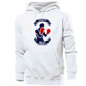 Men's hoodie Boxer