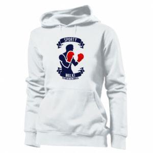 Women's hoodies Boxer