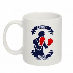 Mug 330ml Boxer