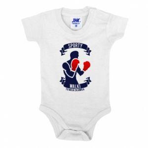 Baby bodysuit Boxer