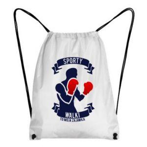 Backpack-bag Boxer