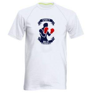 Koszulka sportowa męska Bokser