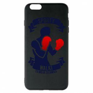 Phone case for iPhone 6 Plus/6S Plus Boxer