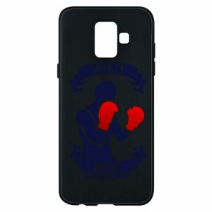 Phone case for Samsung A6 2018 Boxer