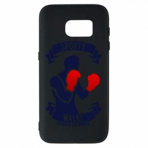Phone case for Samsung S7 Boxer