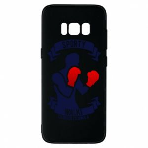 Phone case for Samsung S8 Boxer