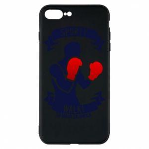 Phone case for iPhone 8 Plus Boxer