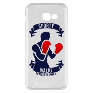 Phone case for Samsung A5 2017 Boxer