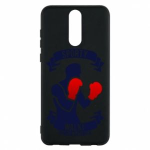 Phone case for Huawei Mate 10 Lite Boxer