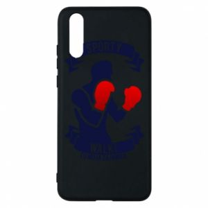 Phone case for Huawei P20 Boxer