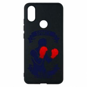 Phone case for Xiaomi Mi A2 Boxer