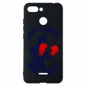 Phone case for Xiaomi Redmi 6 Boxer