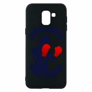 Phone case for Samsung J6 Boxer