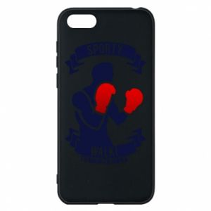 Phone case for Huawei Y5 2018 Boxer