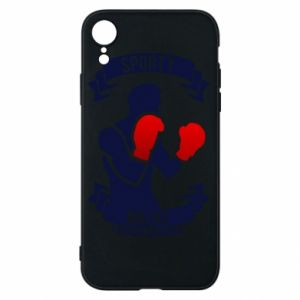 Phone case for iPhone XR Boxer