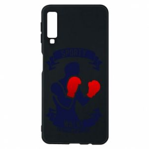 Phone case for Samsung A7 2018 Boxer