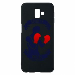 Phone case for Samsung J6 Plus 2018 Boxer