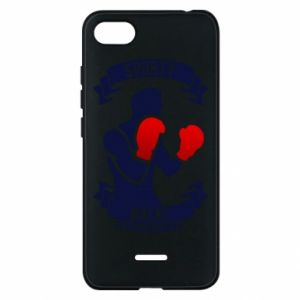 Phone case for Xiaomi Redmi 6A Boxer