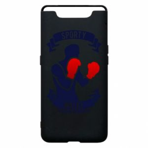 Phone case for Samsung A80 Boxer