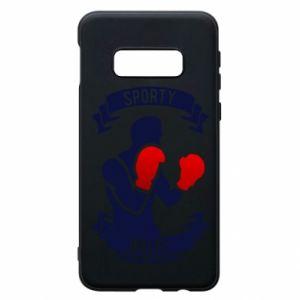 Phone case for Samsung S10e Boxer